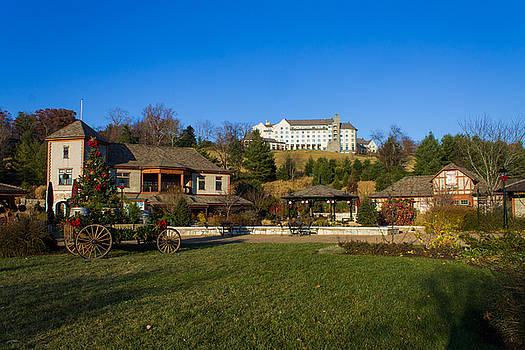 The Biltmore Estate by Michael Tesar
