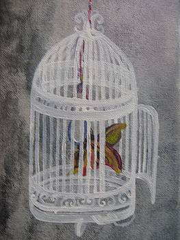 The Bird Cage by Theodora Dimitrijevic