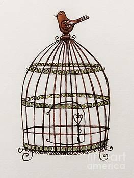 Elizabeth Robinette Tyndall - The Birdcage