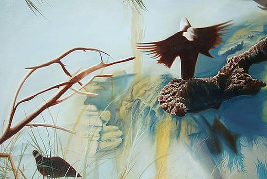 The Birds by Leonard Aitken
