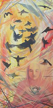 The Birds of Syria by Azhir Fine Art