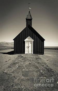 The Black Church by Edward Fielding