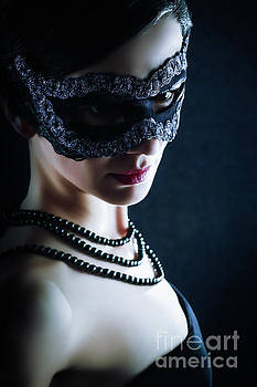 Dimitar Hristov - The Black Mask Mysterious Woman