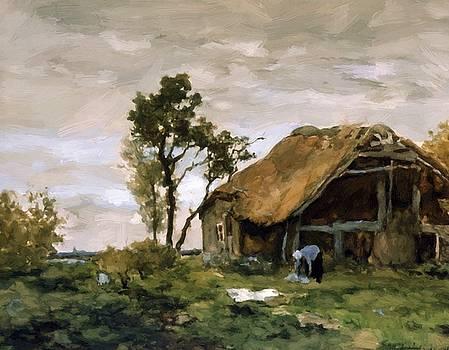 Weissenbruch Johan Hendrik - The Bleach