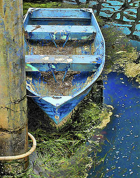 The Blue Boat by Dean Crawford Jr