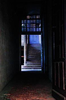 The Blue Door by Bill Mehaffey & Bill Mehaffey - Artwork for Sale - Buena Vista CO - United States pezcame.com