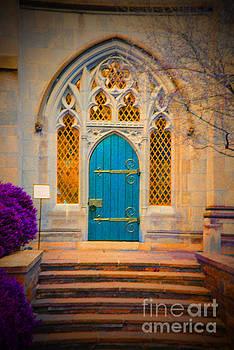 Jost Houk - The Blue Door