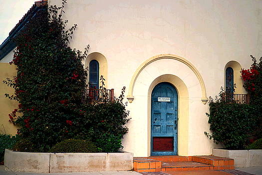 Joyce Dickens - The Blue Door