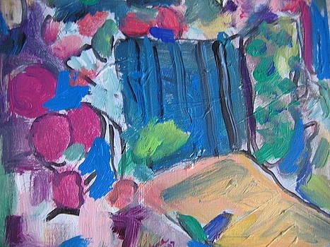 The Blue Gate by Marlene Robbins