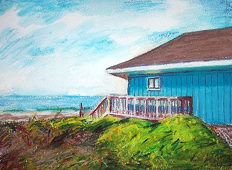 The Blue House by Bethany Bryant
