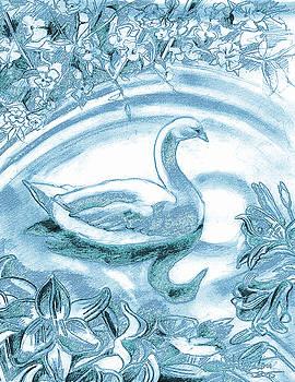 The Blue Swan by John Keaton