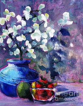 The Blue Vessel by Cheryl Emerson Adams