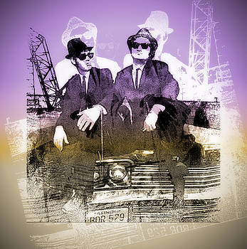 The Blues Brothers by Kevin Moore