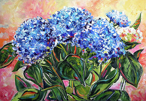 The Blues by Laurie Pace