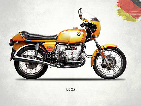 Mark Rogan - The R90S Motorcycle 1974