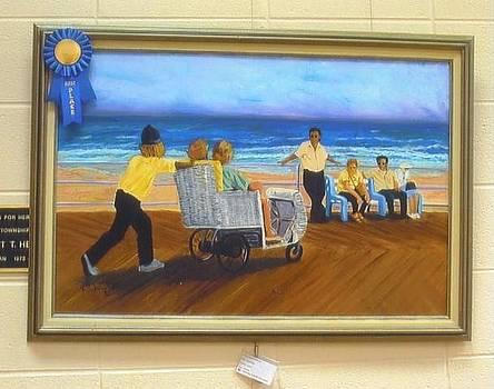 The Boardwalk by Leonard R Wilkinson