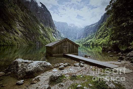 The Boat House by JR Photography