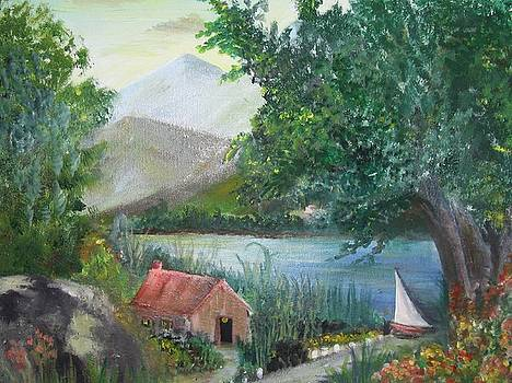 The Boat House by Trilby Cole
