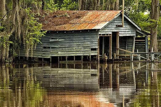 The Boathouse by Katherine Worley