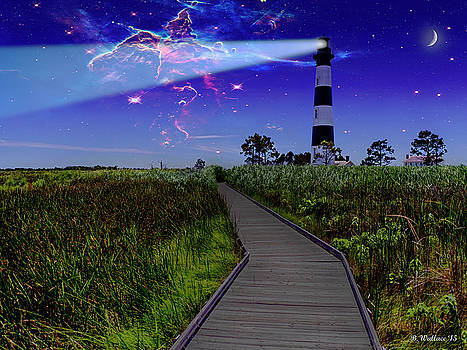The Bodie Island Lighthouse Incident by Brian Wallace
