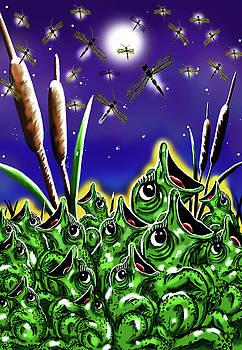 The Bog by Steve Farr