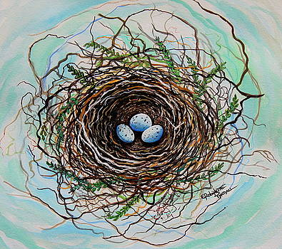 Elizabeth Robinette Tyndall - The Botanical Bird Nest