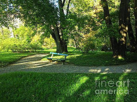 The Botanical Garden Zagreb #8 by Jasna Dragun