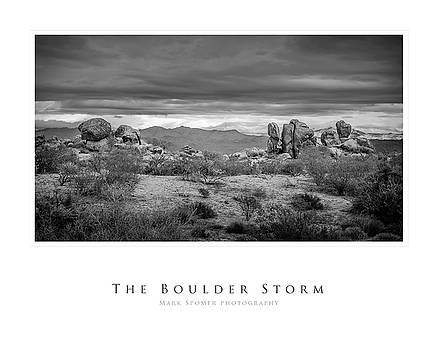 The Boulder Storm by Mark Spomer