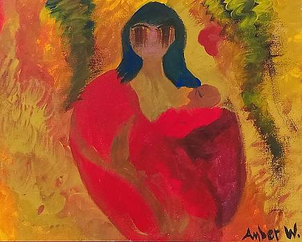 The Bound Woman by Amber Waltmann