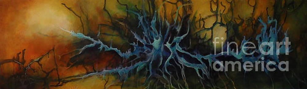 The Brain? by Lia Van Elffenbrinck