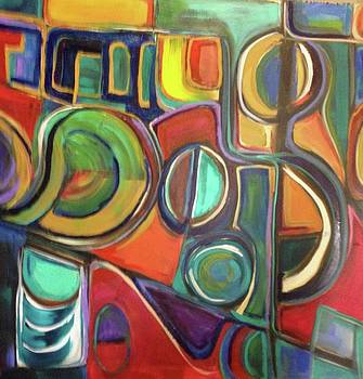 The Brass Band by Kathy Othon