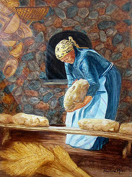 Pauline Ross - The Breadbaker