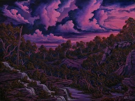 The Break Of Dawn by John Cocoris