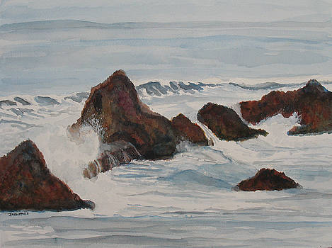 Jenny Armitage - The Breakers at Seal Rock II
