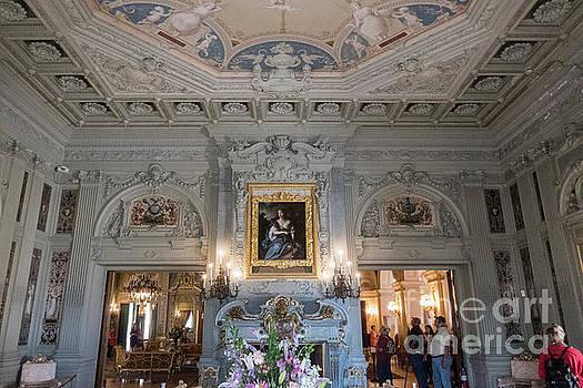 The Breakers Vanderbilt Mansion Newport Rhode Island Splendor by Wayne Moran