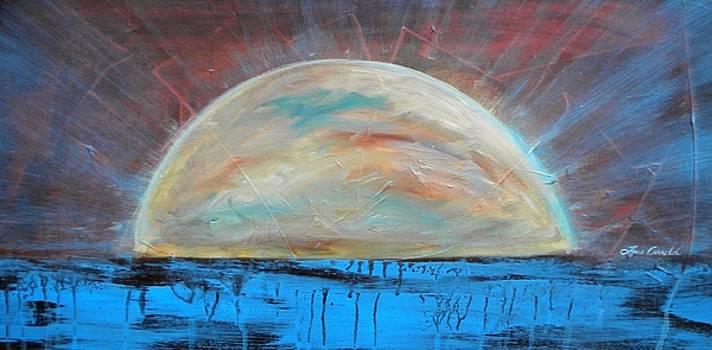'The Breaking Dawn' by Tara Arnold