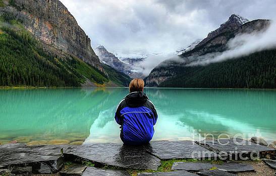 Wayne Moran - The Breathtakingly Beautiful Lake Louise IX
