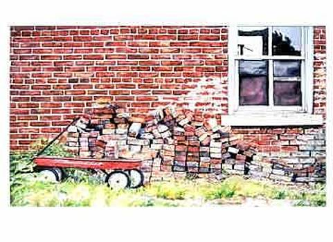 The Brick Yard by Kris Killman