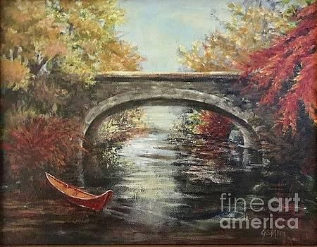 The Bridge Fall by Gail Allen