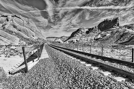 The Bridge Never Crossed by Jim Thompson