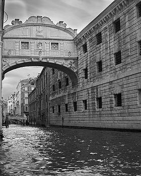 Richard Goodrich - The Bridge of Sighs, Venice, Italy