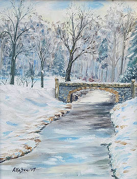 The Bridge by Stanton Allaben
