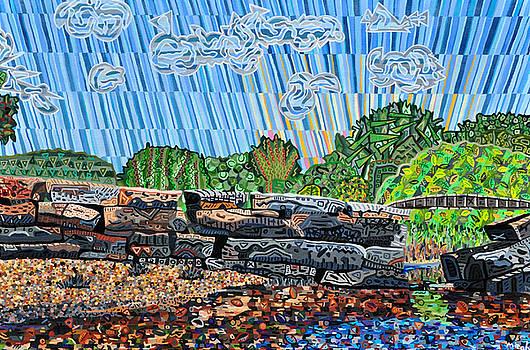 The Broken Bridge by Micah Mullen