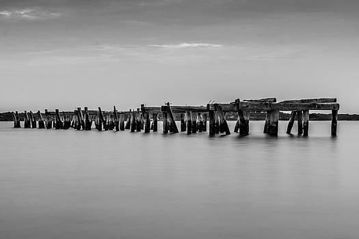 The Broken Pier by Connor Koehler