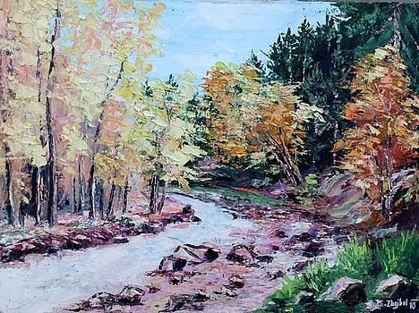 The  Brook by Stanislav Zhejbal