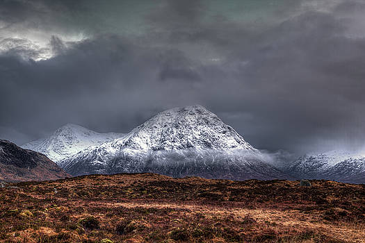 The Buachaille Etive Mor by Derek Beattie