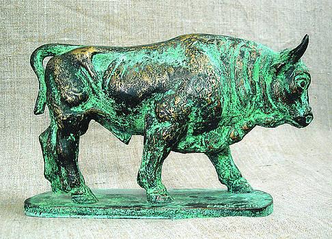 The Bull by Emin Guliyev