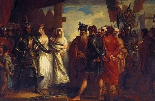 West Benjamin - The Burghers Of Calais