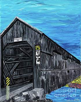 The Burpee Bridge by Sheila McPhee