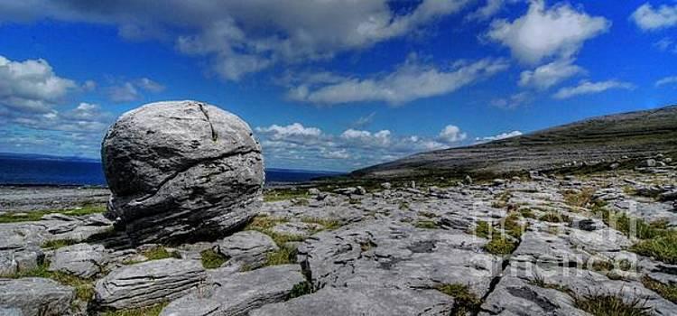 Joe Cashin - The Burren National park